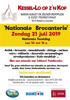 Nationale Brocanterie Leuven (Kessel-Lo)