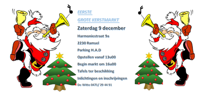 PARKING HULSHOUTSE AMBULANCE DIENST