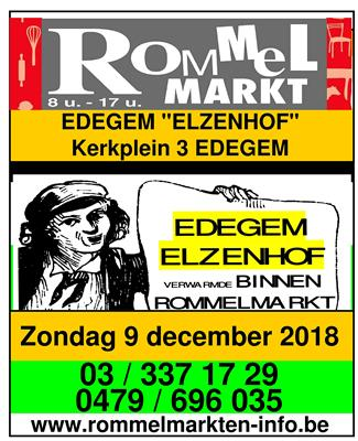 rommelmarkt 17 december